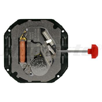 Armbanduhrwerk Quartz MIYOTA 2305 11 1/2 SC DD D3