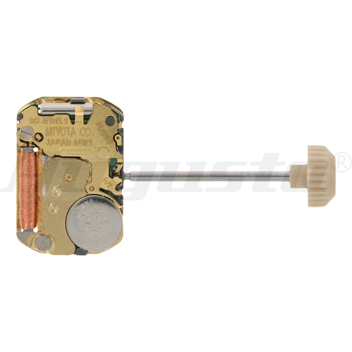 Armbanduhrwerk Quartz MIYOTA 5 R 21 3 3/4