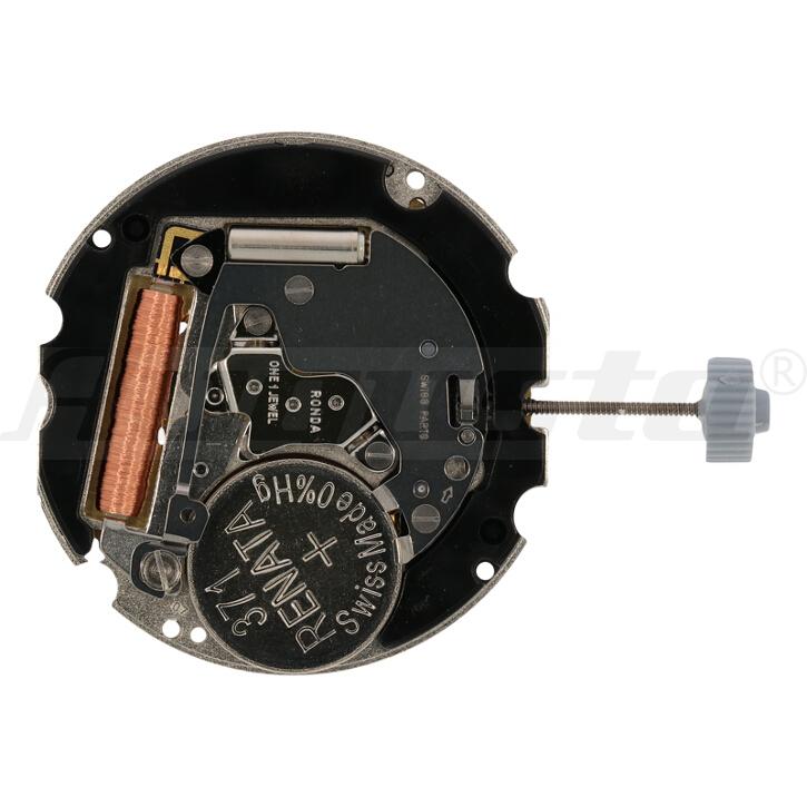 Armbanduhrwerk Quartz RONDA 705 10 1/2 SC CLD D3