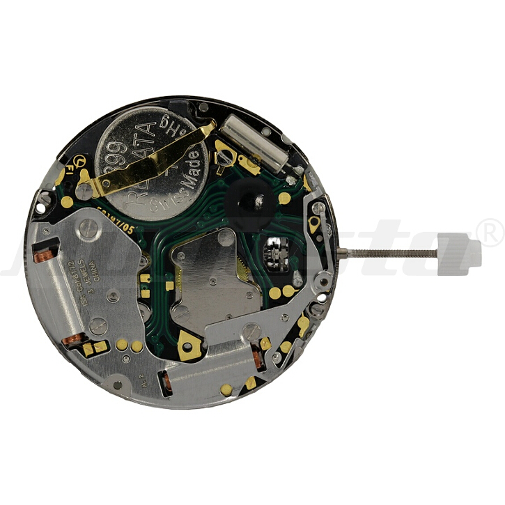 Armbanduhrwerk Quartz Quartz ISA 8172.220 11 1/2 SC CHR DD D4