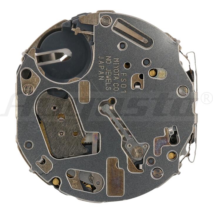 Armbanduhrwerk Quartz MIYOTA FS 01 10 1/2 SC CLD CHR D4