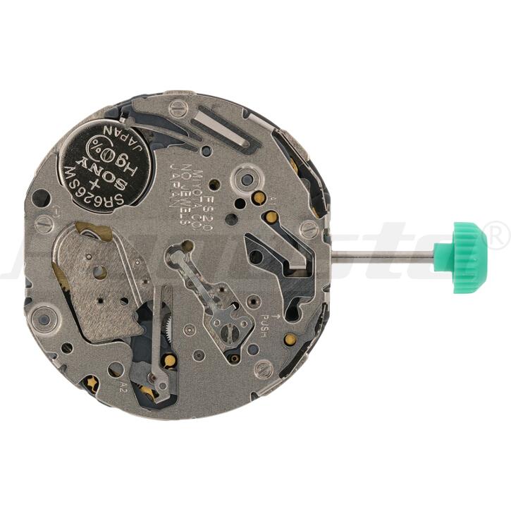 Armbanduhrwerk Quartz MIYOTA FS 20 10 1/2 SC CLD CHR D4.5