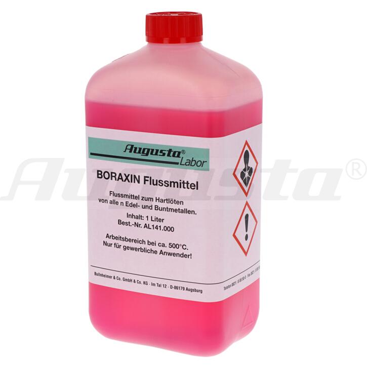 BORAXIN FLUSSMITTEL 1 l