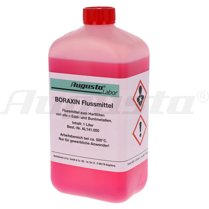 BORAXIN FLUSSMITTEL 500 ml