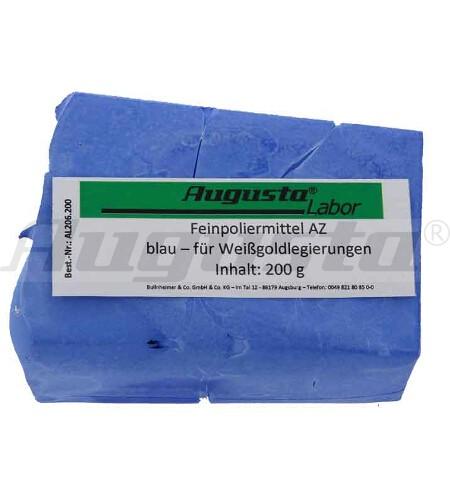 AUGUSTA FEINPOLIERMITTEL BLAU 200 g