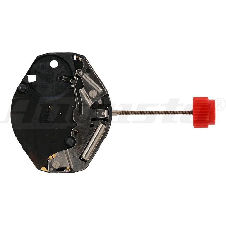 Armbanduhrwerk Quartz ETA 802.102 6 3/4 x 8 SC - SWISS MADE