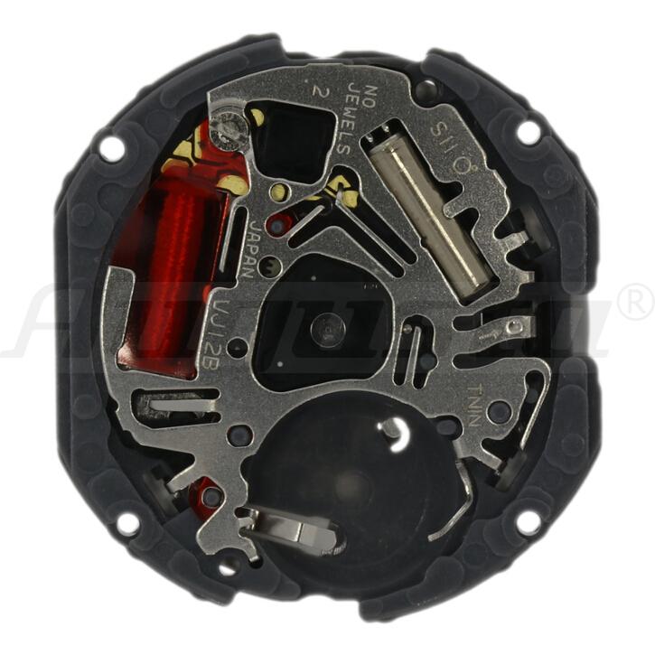 Armbanduhrwerk Quartz SHIOJIRI VJ 12 B 8 3/4 SC CLD D6