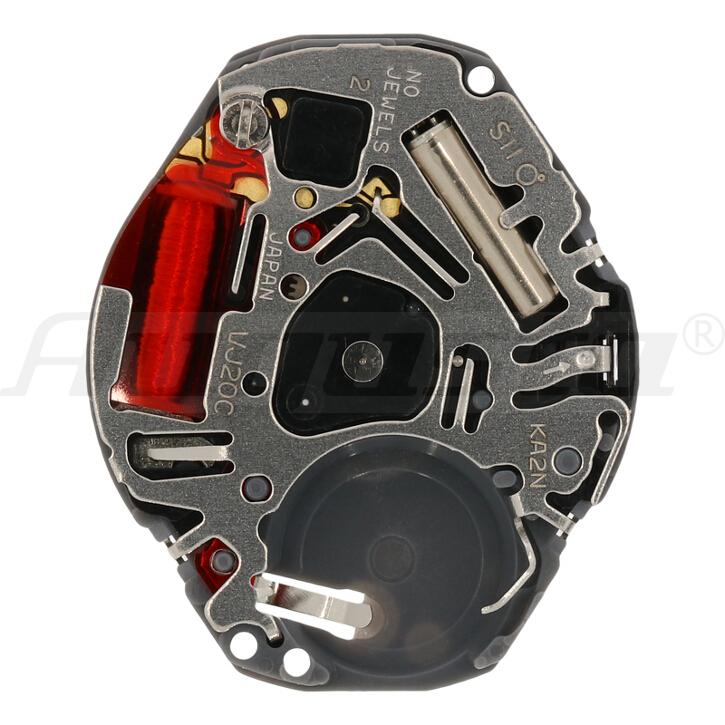 Armbanduhrwerk Quartz SHIOJIRI VJ 20 C 6 3/4 x 8