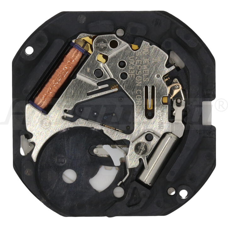 Armbanduhrwerk Quartz SHIOJIRI VX 33 E 10 1/2 SC DD D3