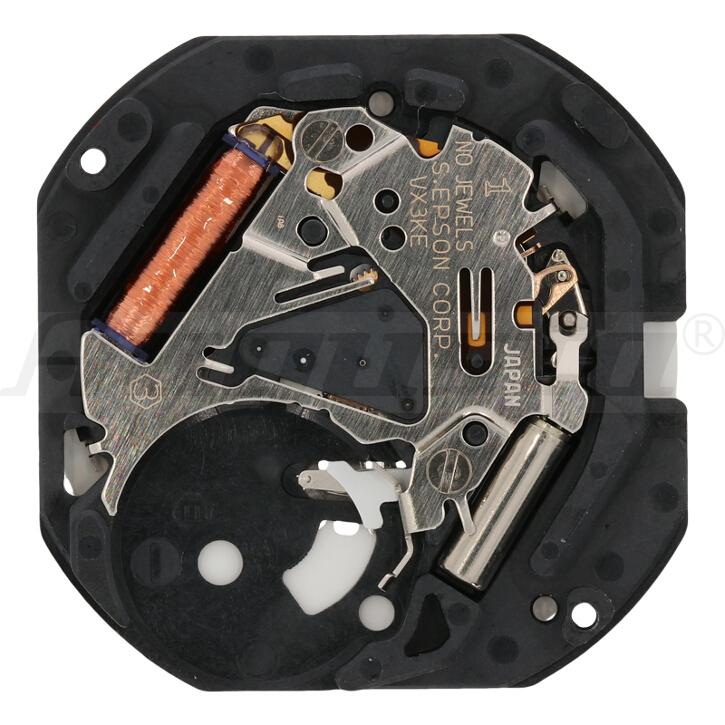 Armbanduhrwerk Quartz SHIOJIRI VX 3 K E 10 1/2 CLD D3
