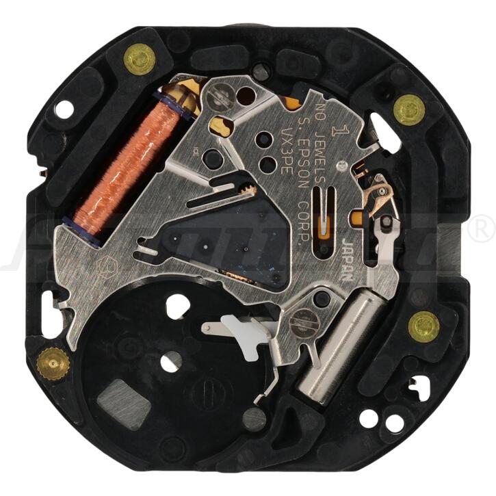 Armbanduhrwerk Quartz SHIOJIRI VX 3 P E 10 1/2 SC DD