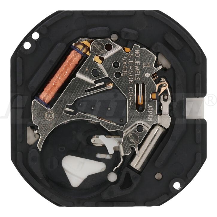Armbanduhrwerk Quartz SHIOJIRI VX 43 E 11 1/2 SC DD D3