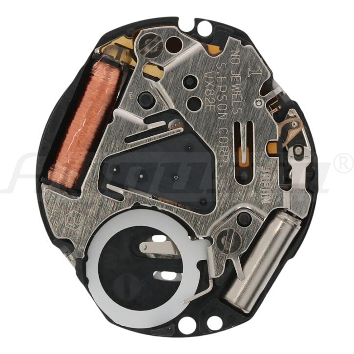 Armbanduhrwerk Quartz SHIOJIRI VX 82 E 6 3/4 x 8 SC CLD D3