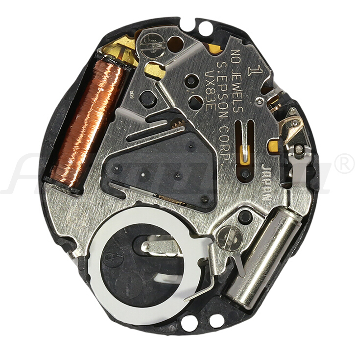 Armbanduhrwerk Quartz SHIOJIRI VX 83 6 3/4 x 8 SC DD D3 (H0,82)