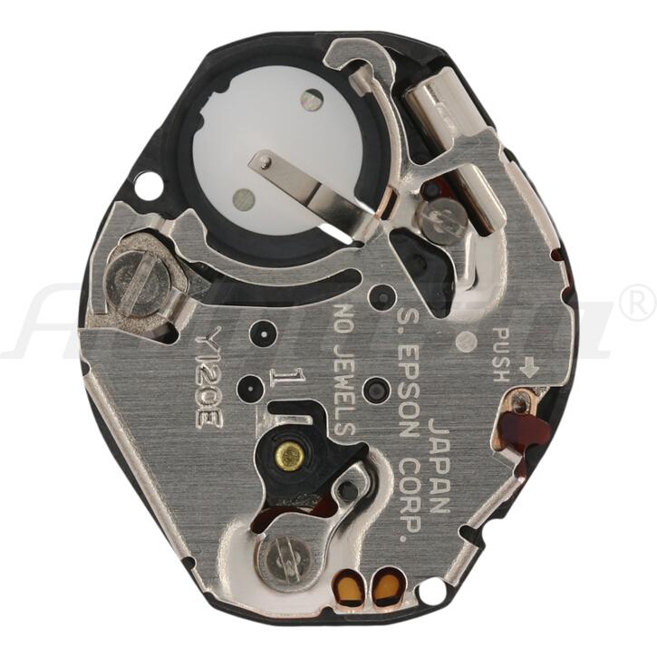 Armbanduhrwerk Quartz SHIOJIRI Y 120 E 6 3/4 x 8