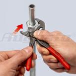 KNIPEX COBRA® Hightech-Wasserpumpenzange mit Hieb, 150 mm